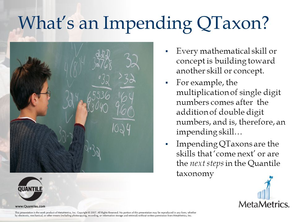 What's an Impending QTaxon