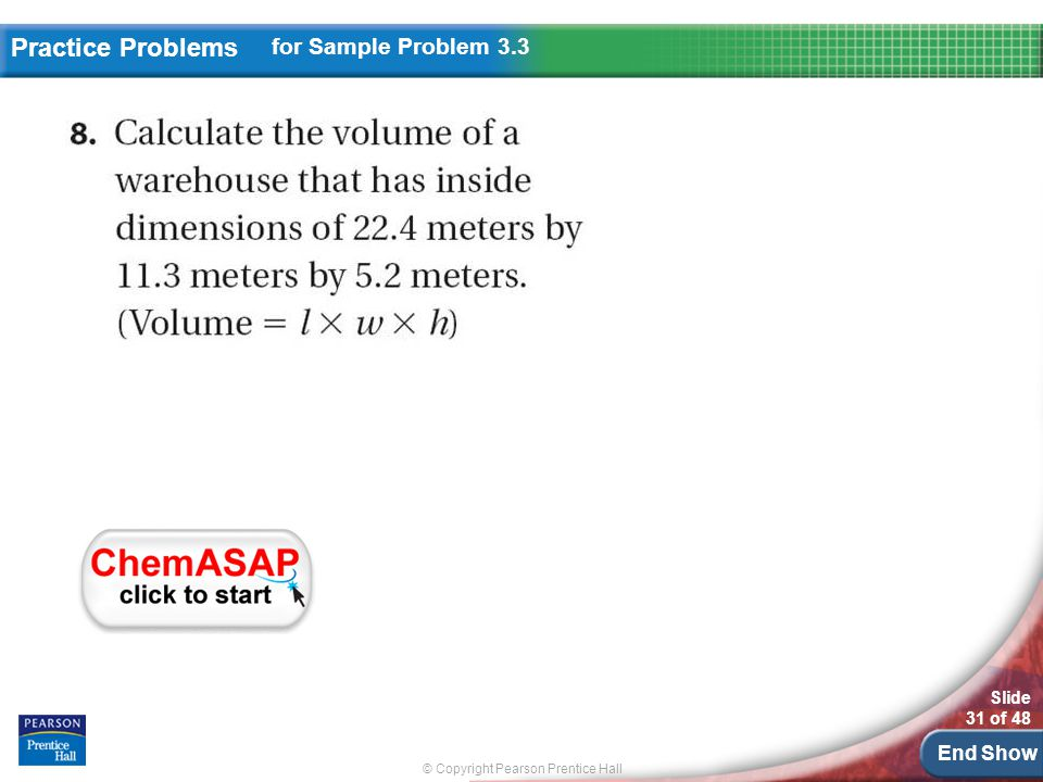 for Sample Problem 3.3