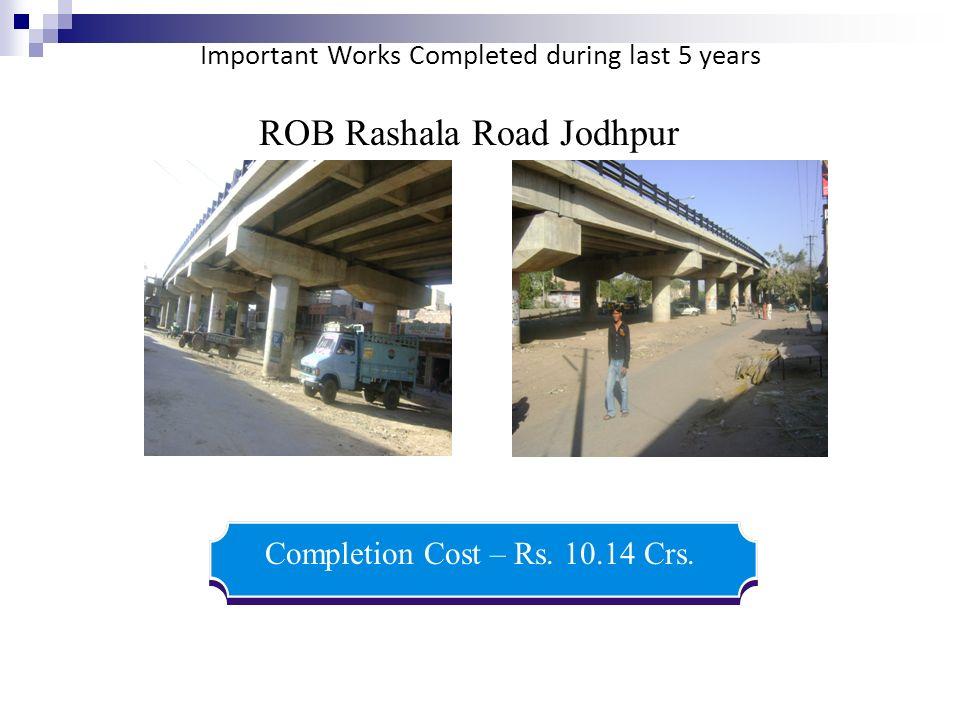 ROB Rashala Road Jodhpur
