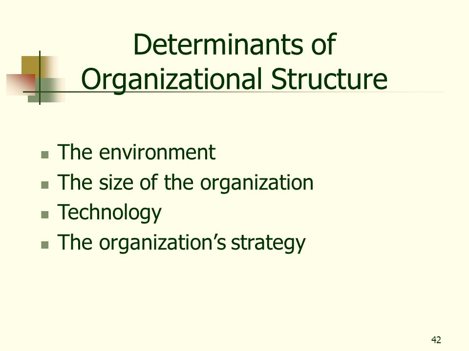 fundamental characteristics of organising I basic business organization concepts form of organization is used typically in a agreement of the partners with the following four characteristics: 1.