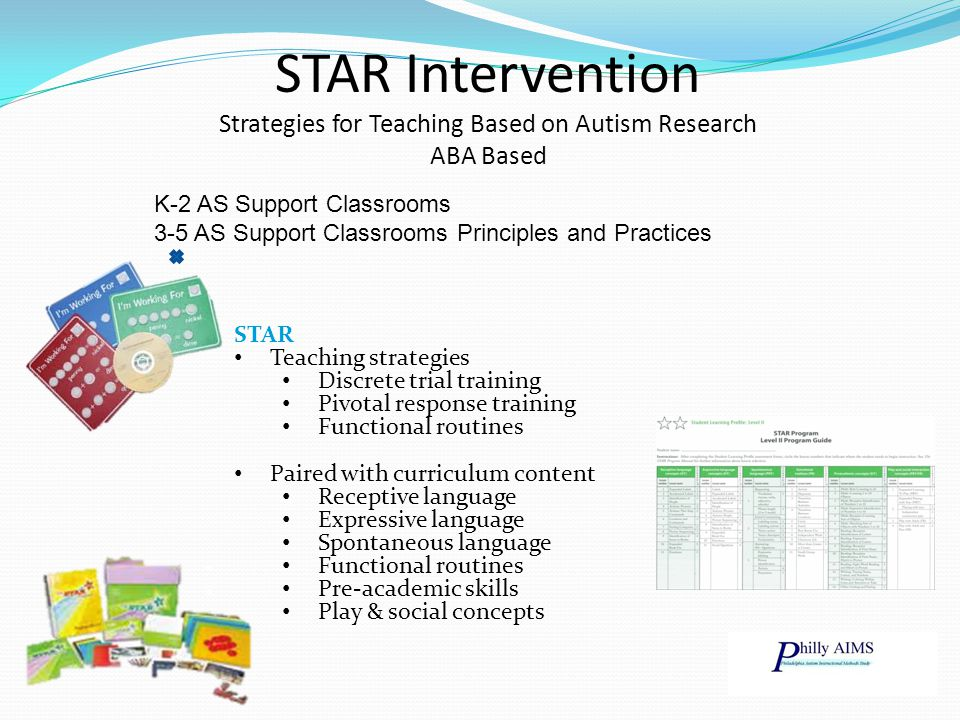 Strategies for Teaching Based on Autism Research