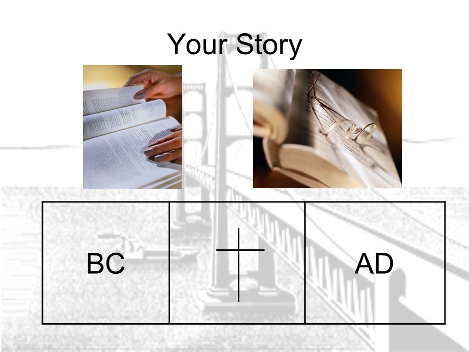 Your Story BC AD