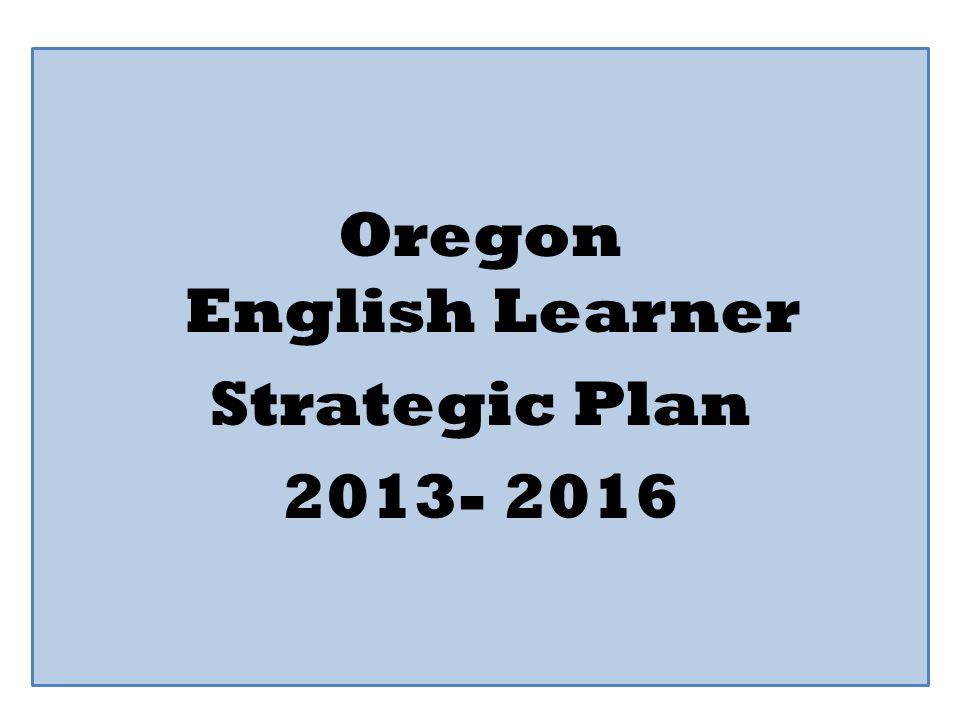 Oregon English Learner