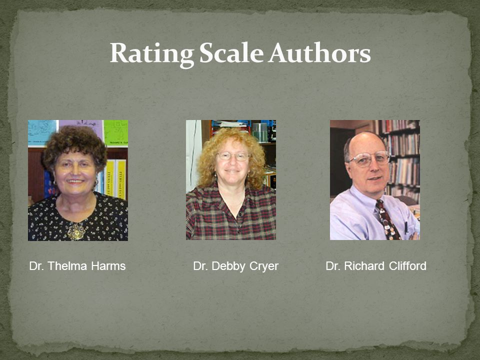 Rating Scale Authors REVIEW ARTICLES and discuss.