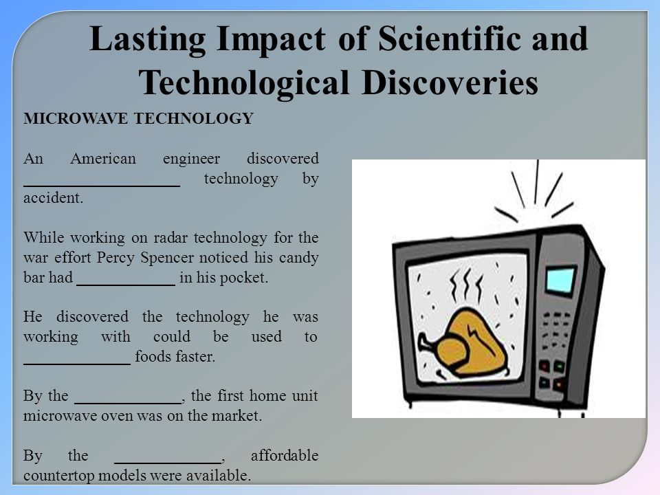 Lasting Impact of Scientific and Technological Discoveries