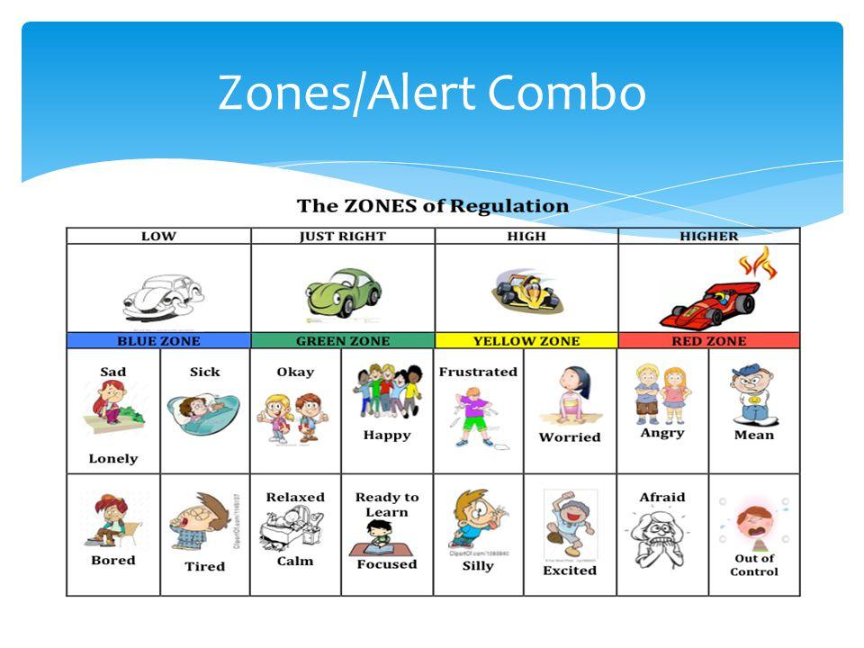 Zones/Alert Combo