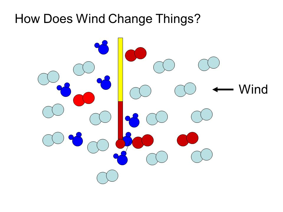 How Does Wind Change Things