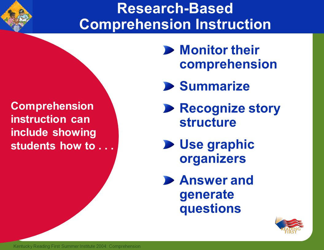 Research-Based Comprehension Instruction