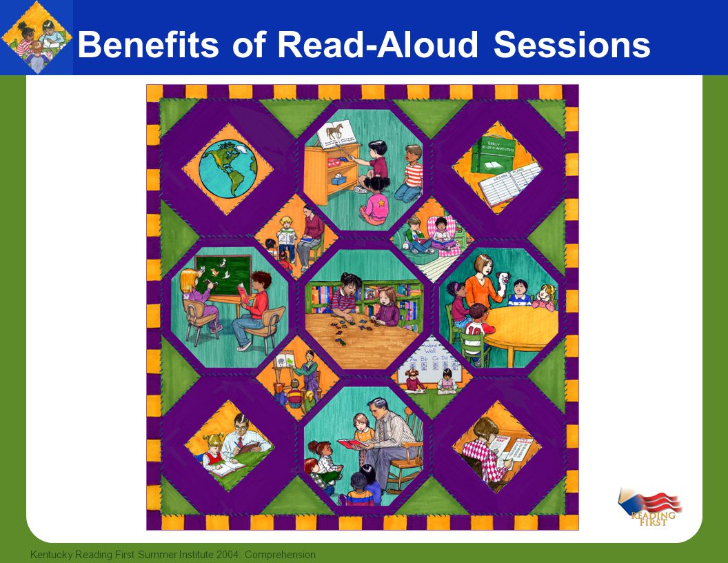 Benefits of Read-Aloud Sessions