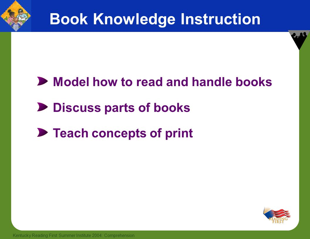 Book Knowledge Instruction