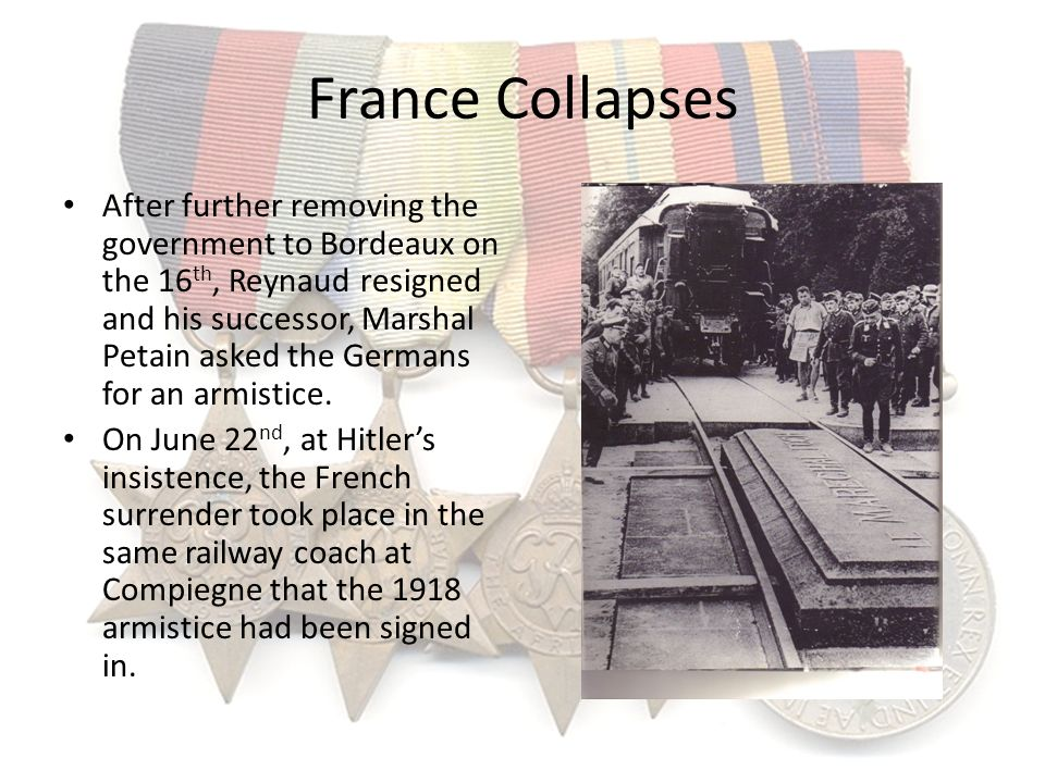 France Collapses