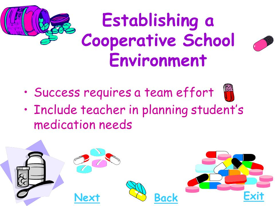 Establishing a Cooperative School Environment
