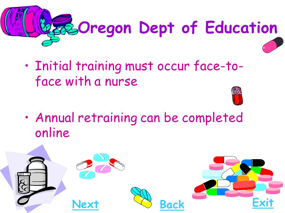 Oregon Dept of Education