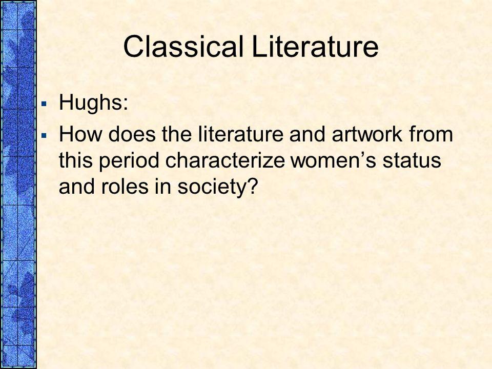 Classical Literature Hughs: