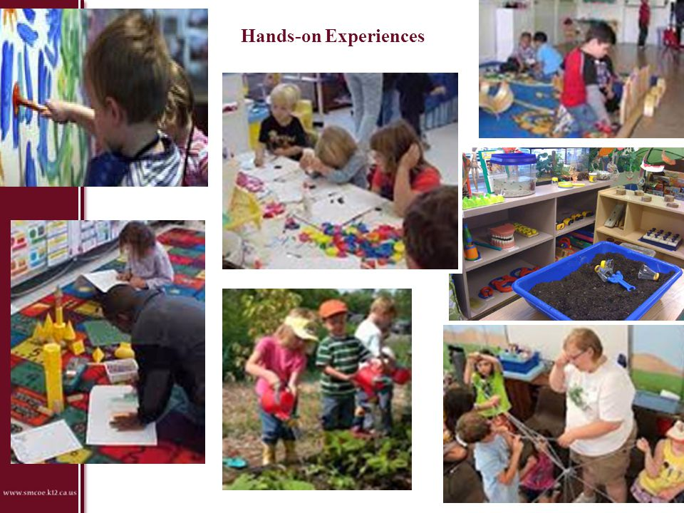 Hands-on Experiences