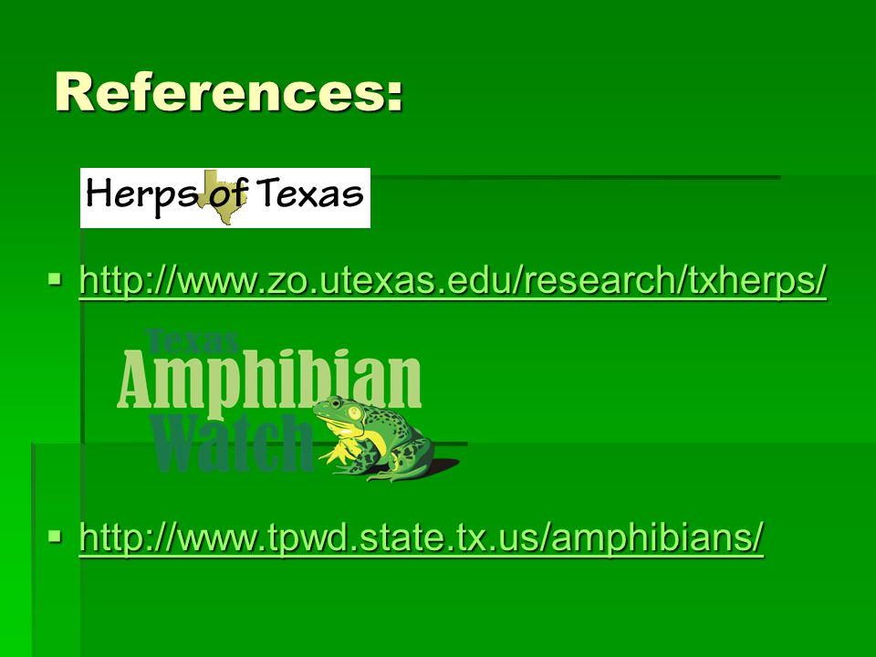 References: http://www.zo.utexas.edu/research/txherps/