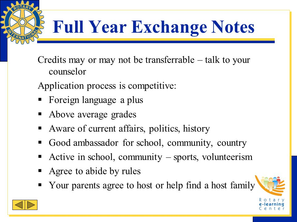 Full Year Exchange Notes