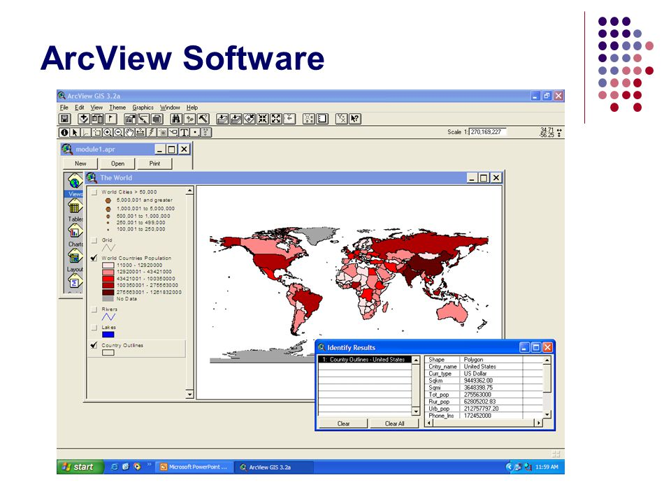 ArcView Software