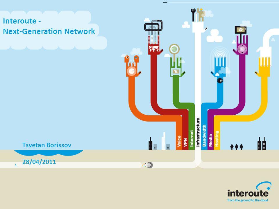 Interoute - Next-Generation Network