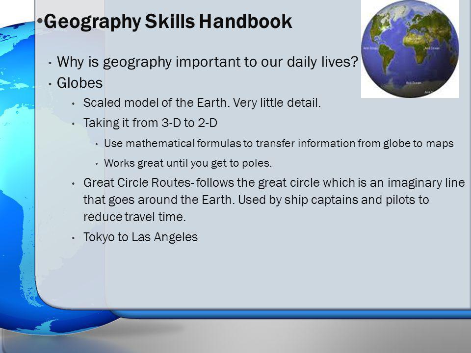 Geography Skills Handbook