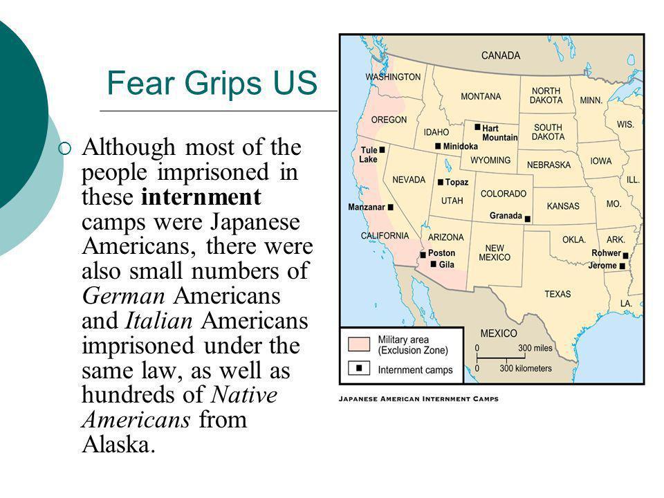 Fear Grips US