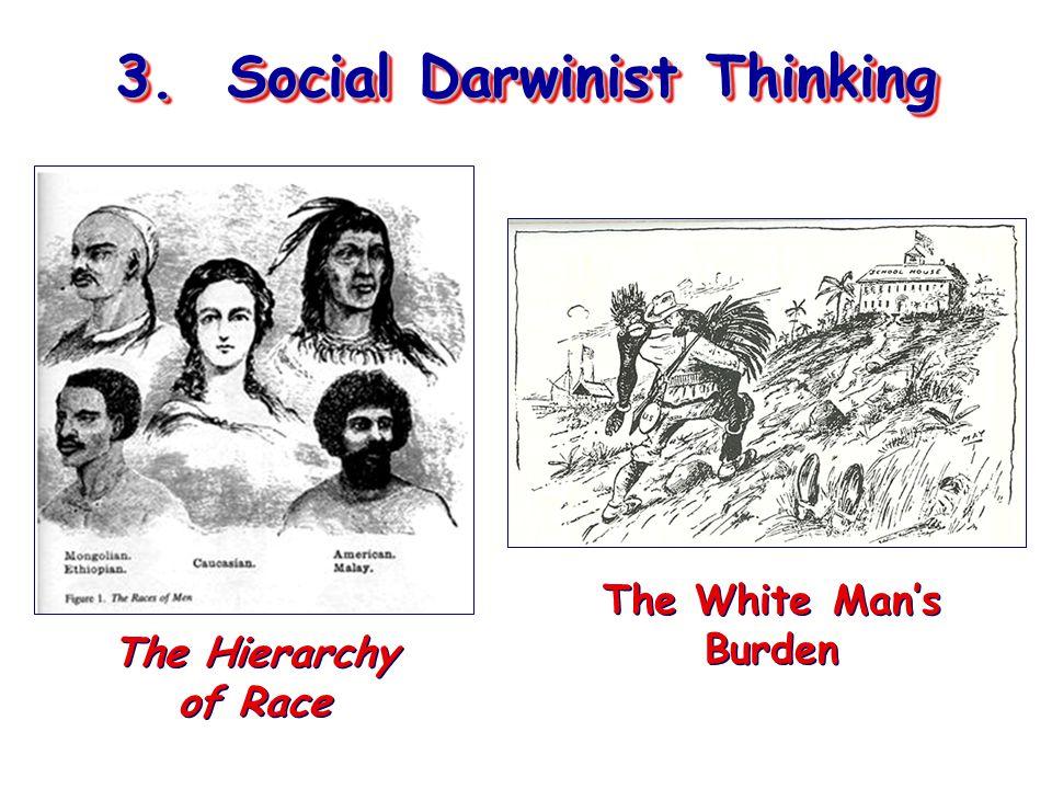3. Social Darwinist Thinking