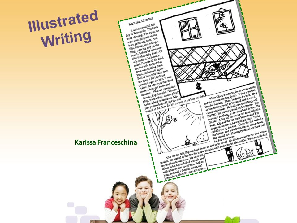 Illustrated Writing Karissa Franceschina