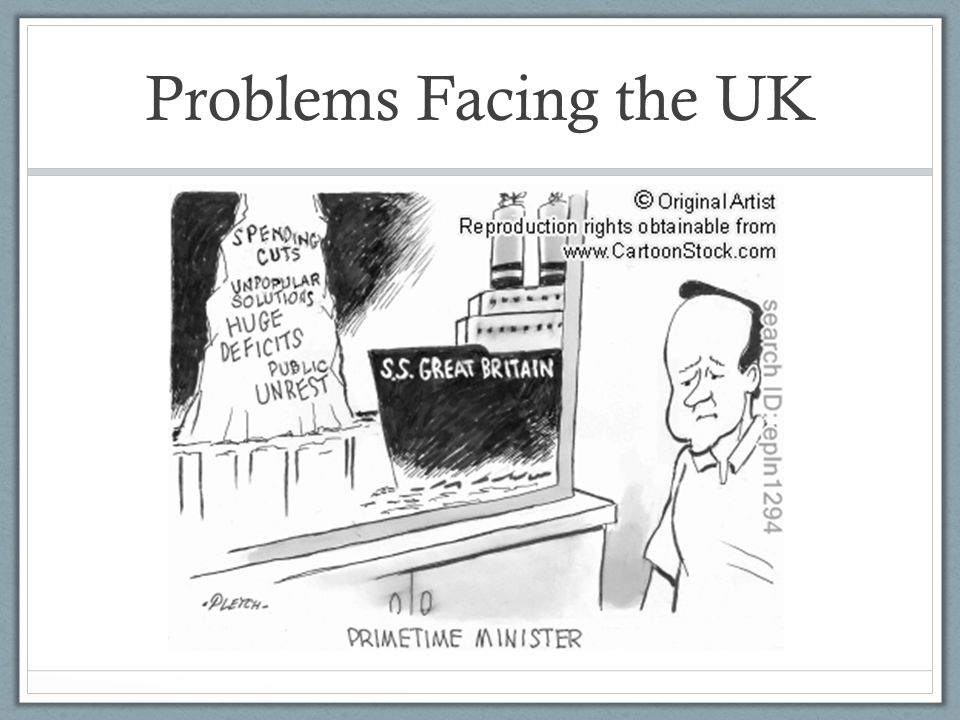 Problems Facing the UK
