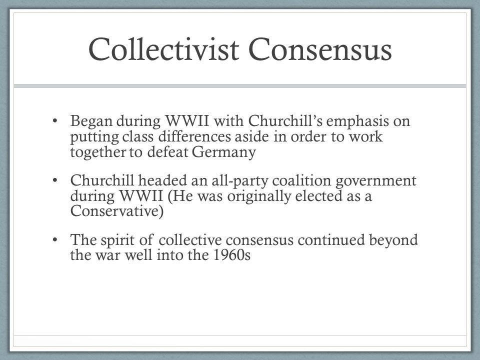 Collectivist Consensus
