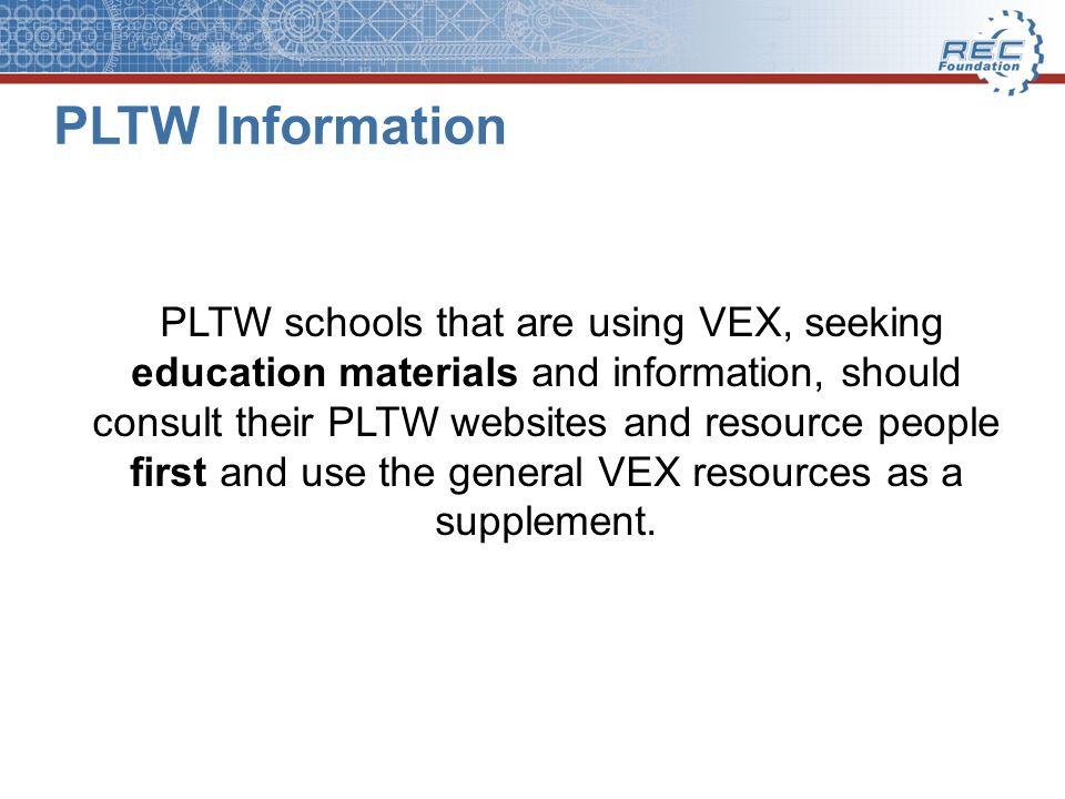 PLTW Information