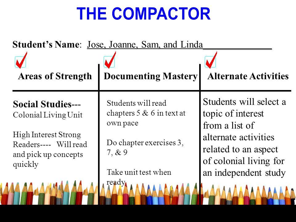 Student's Name: Jose, Joanne, Sam, and Linda______________