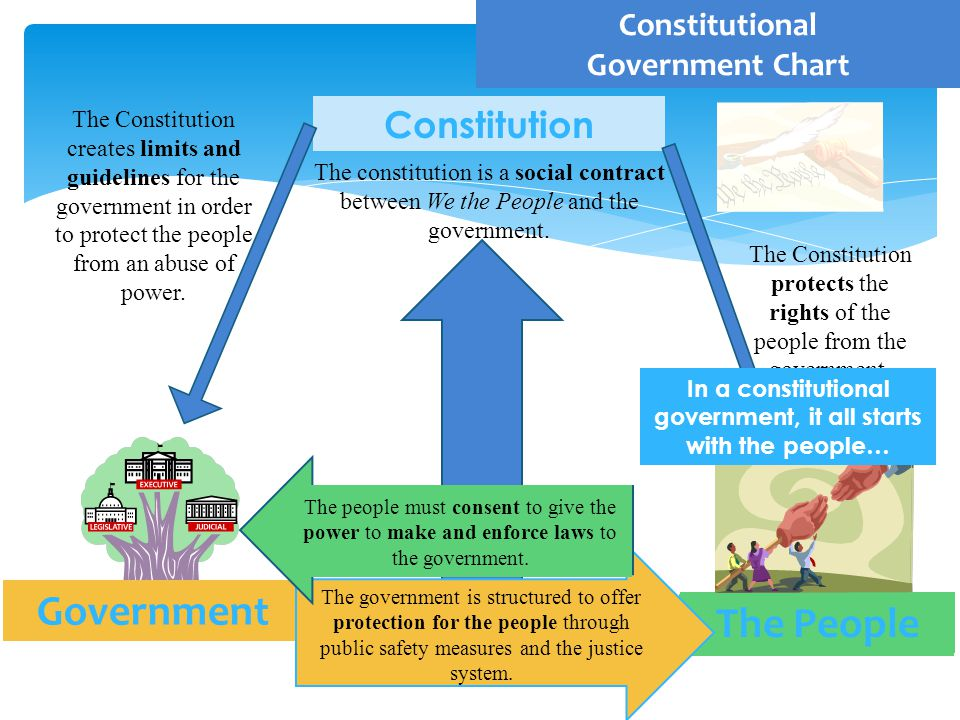Constitutional Government Chart