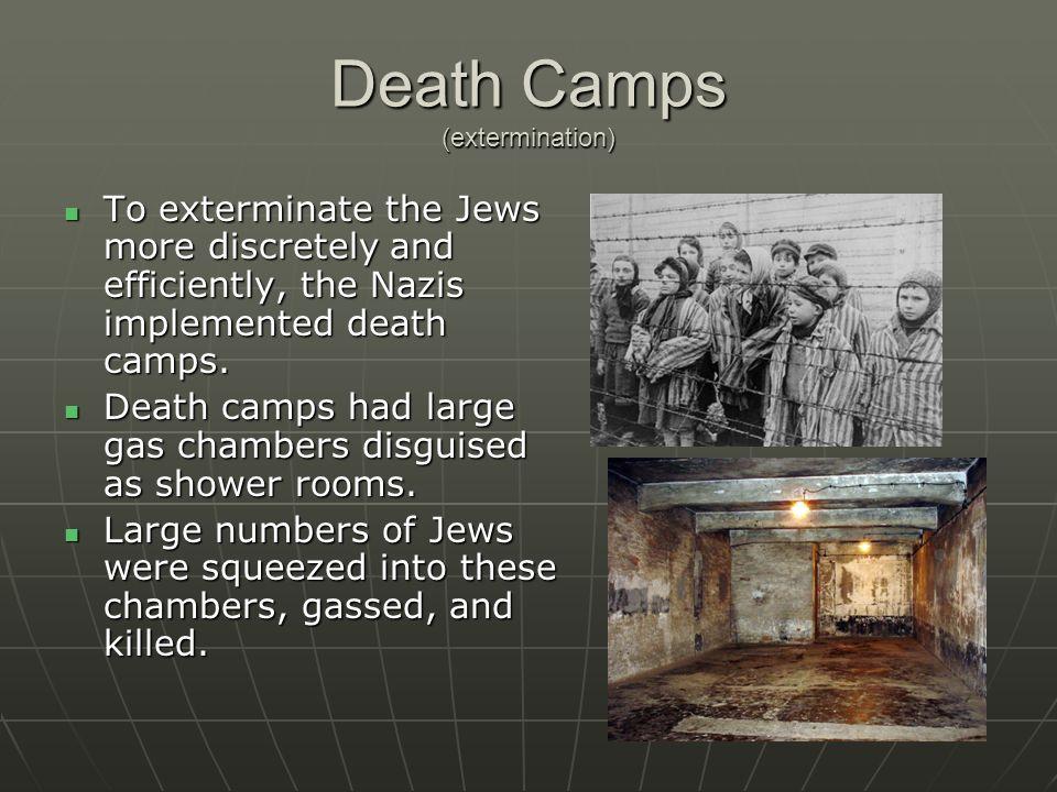 Death Camps (extermination)