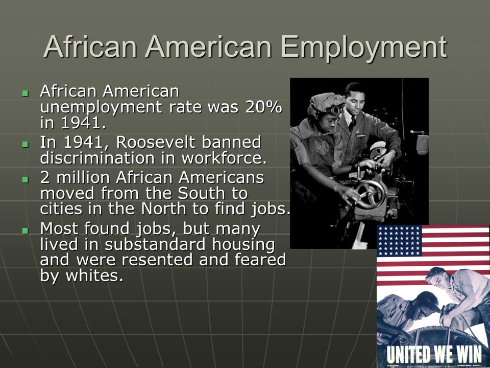 African American Employment