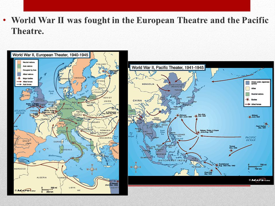 pacific theatre in world war ii Watch video lessons to learn about the causes of world war ii, warfare in the european and pacific theaters and what brought the war to an end the.