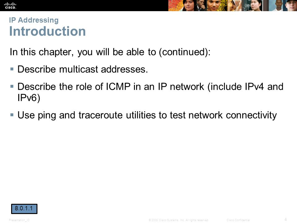 IP Addressing Introduction