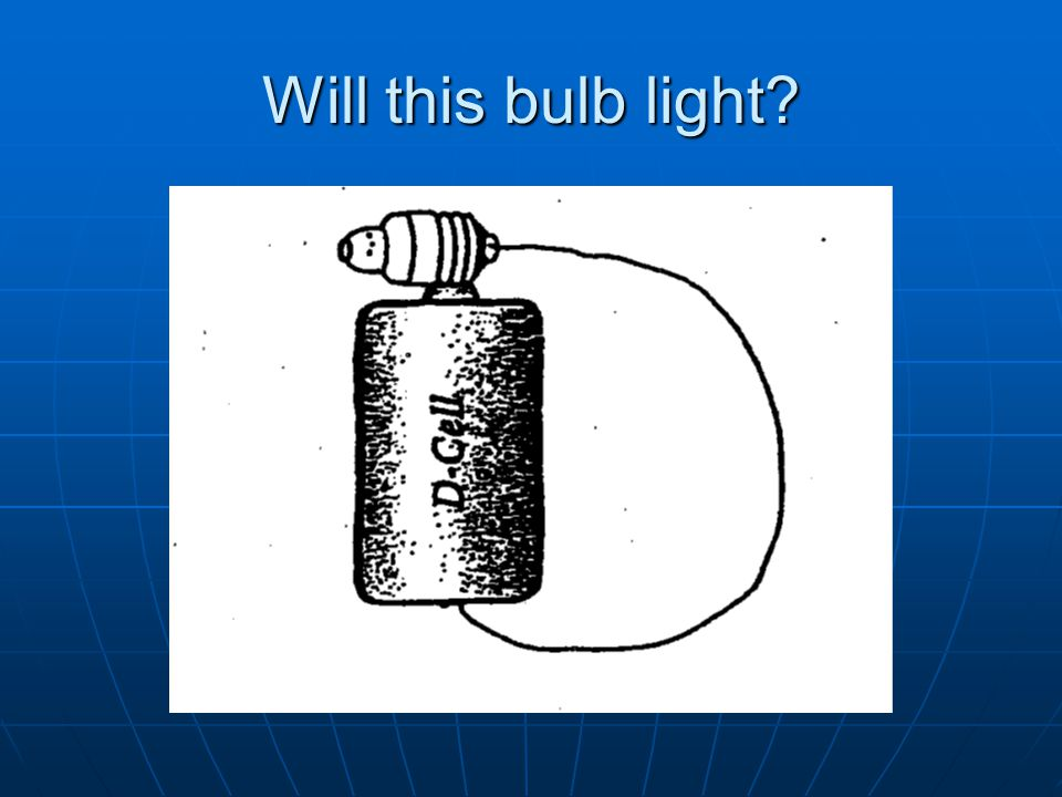 Will this bulb light