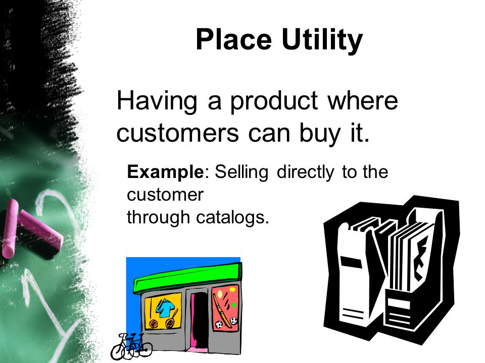 how to sell a product to a customer example