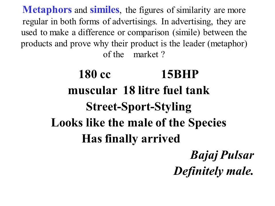 muscular 18 litre fuel tank Street-Sport-Styling