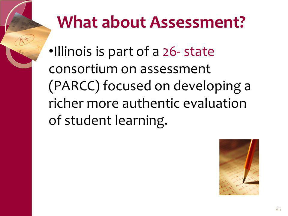 What about Assessment