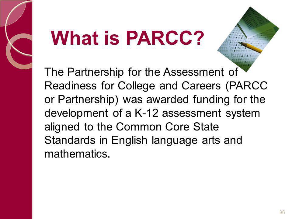 What is PARCC