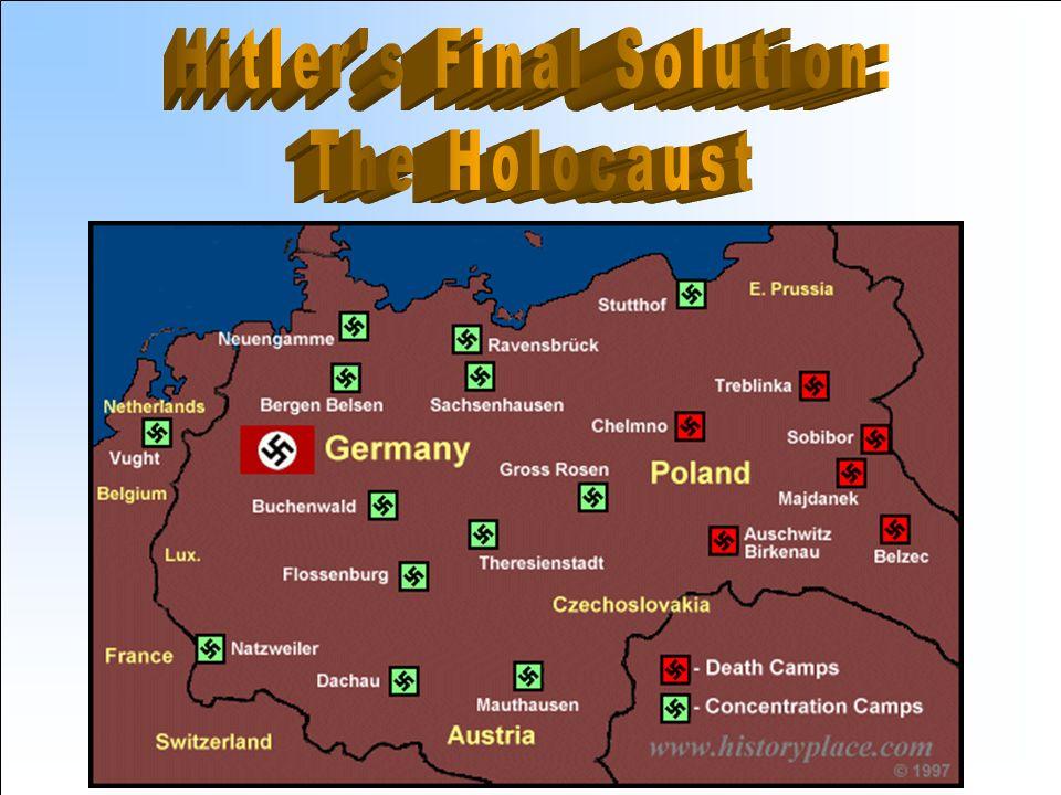 Hitler s Final Solution: