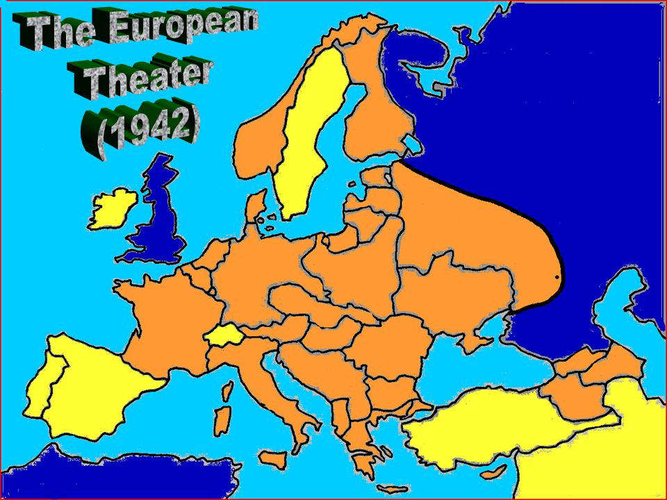 The European Theater (1942)