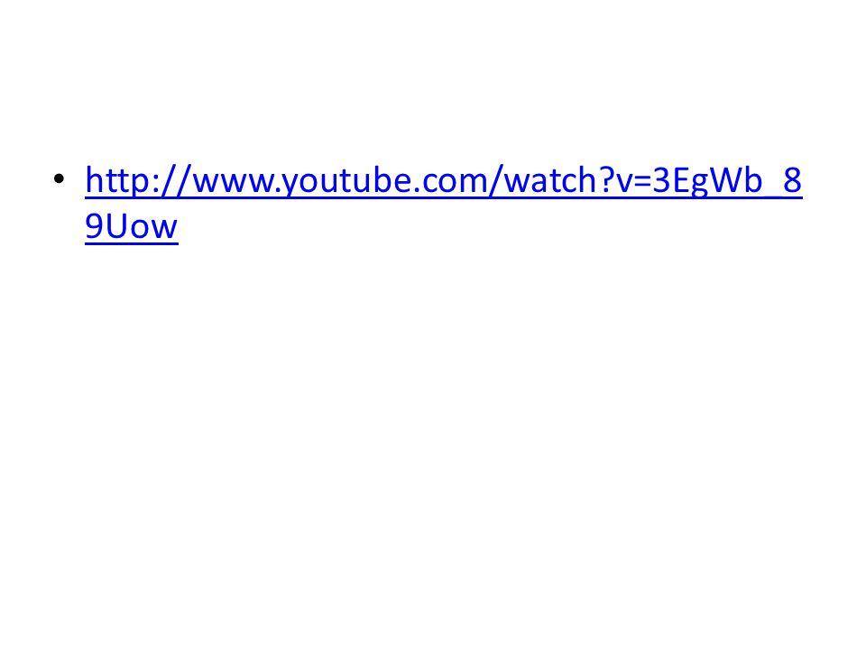 http://www.youtube.com/watch v=3EgWb_89Uow