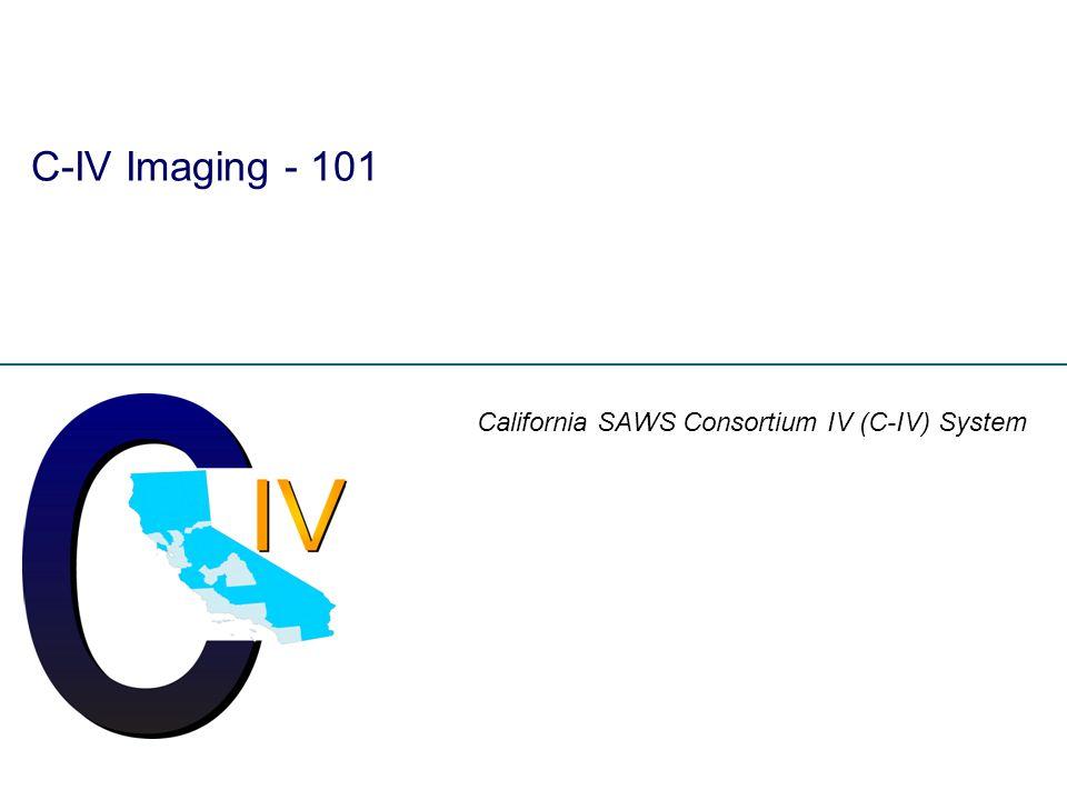 California SAWS Consortium IV (C-IV) System
