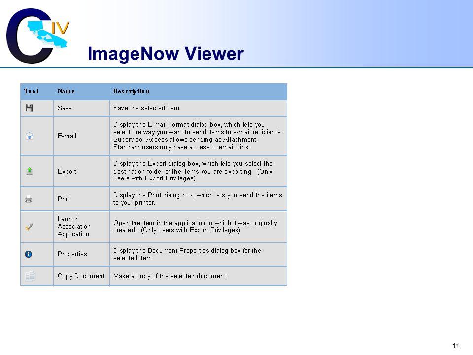 ImageNow Viewer