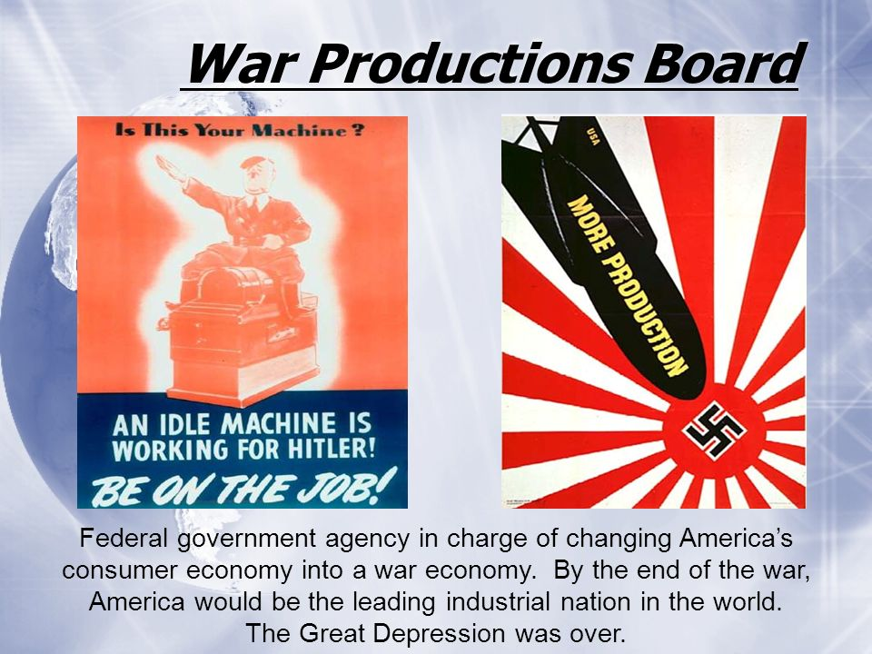War Productions Board