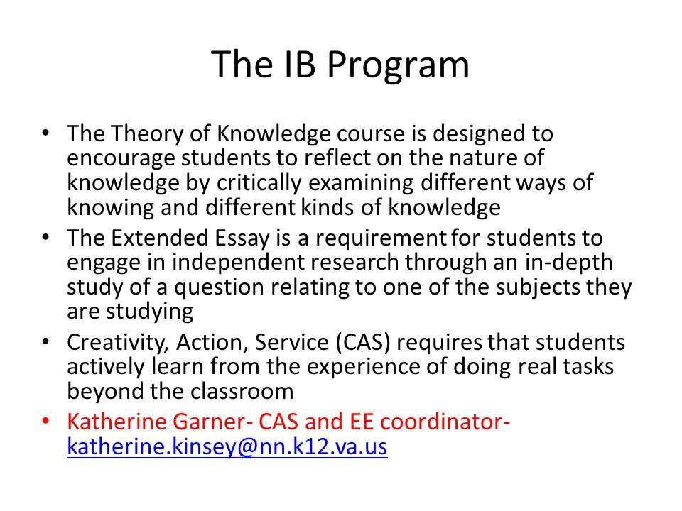 The IB Program