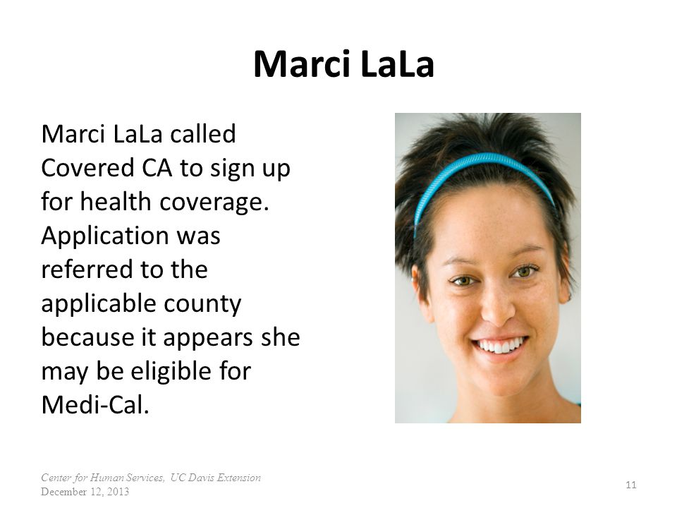 Marci LaLa