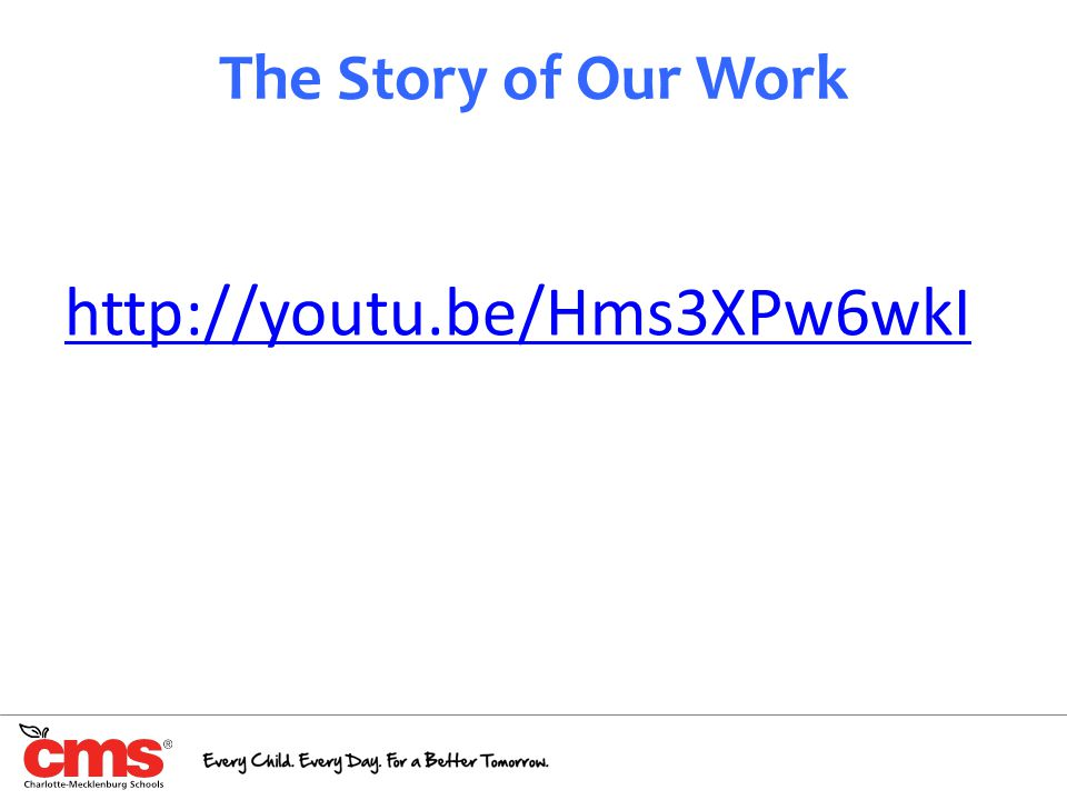 http://youtu.be/Hms3XPw6wkI The Story of Our Work 22